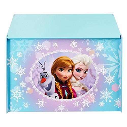 Worlds apart (wap) disney frozen contenitore porta-giochi, mdf, multicolore, 39.5x59.5x39.5 cm