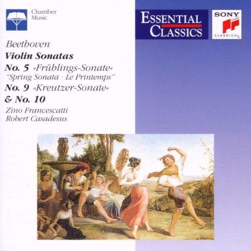 Preisvergleich Produktbild Violinsonaten 5,  9,  10