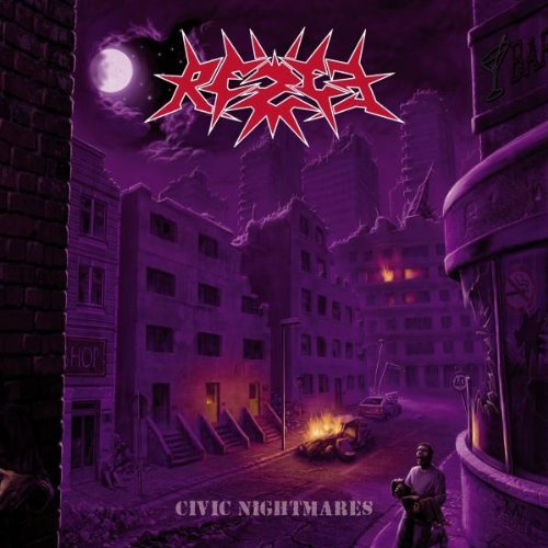 Civic Nightmares by Rezet (2014-08-03)