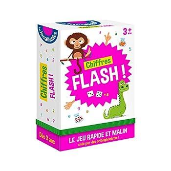 Les incollables - Jeu de chiffres Flash !