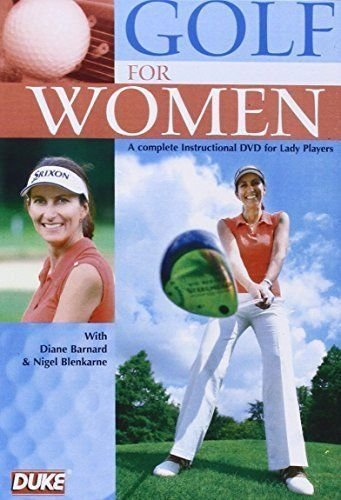 Golf for Women With Diane Bernard and Nigel Blenkarne [VHS] -