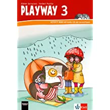 Playway to English - Neubearbeitung. ab Klasse 1 / Ausgabe Baden-Württemberg, Berlin, Brandenburg, Rheinland-Pfalz und Nordrhein-Westfalen: Activity Book mit CD-ROM und Audio-CD 3