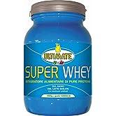 Super Whey - Proteine Del Siero Del Latte Isolate E Microfiltrate – Whey purissime - Integratore Di Proteine con Leucina… - 51w4WI3Kc5L. SS166