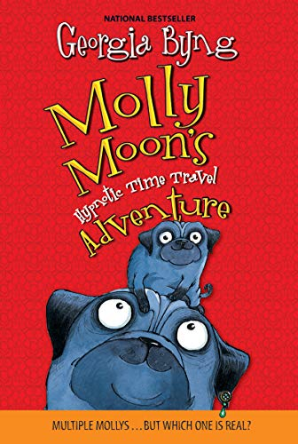 Molly Moon\'s Hypnotic Time Travel Adventure (English Edition)