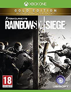 Rainbow Six Siege Gold (Xbox One) (B01LS3ZELM) | Amazon price tracker / tracking, Amazon price history charts, Amazon price watches, Amazon price drop alerts