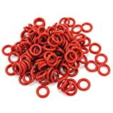 ReFaXi 120Pcs Rubber O-Ring Switch Sound...