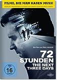 72 Stunden - The Next Three Days [Alemania] [DVD]