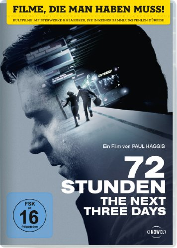 72 Stunden - The Next Three Days -