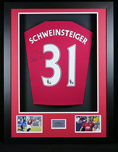 Bastian-Schweinsteiger-Manchester-United-Signed-Shirt-3D-Framed-Display-with-COA