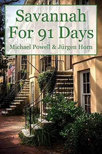 Savannah For 91 Days - 2016 Edition (English Edition)