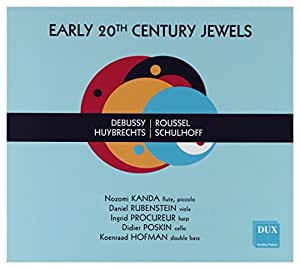 Early 20th Century Jewels [CD]