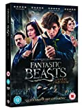 Fantastic Beasts and Where To Find Them (+ Digital Download) [2016] [DVD] only £9.99 on Amazon