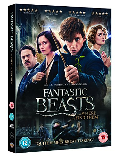 Fantastic Beasts and Where To Fi...