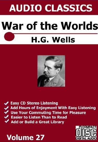 War of the Worlds 6 Cd Unabridged Audio Set - H.G. Wells by H.G. Wells (2012-05-04)