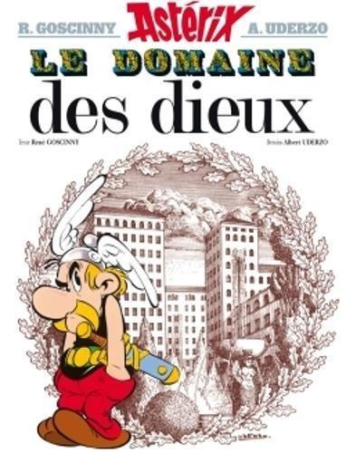 Astérix - Le domaine des Dieux - n°17 par René Goscinny