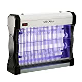 meilleur Seekavan Lampe Anti Moustique Electrique, Lampe UV LED Anti Insectes Volants, Tue Mouche Destructeur d' Insectes Electrique 20W pas cher