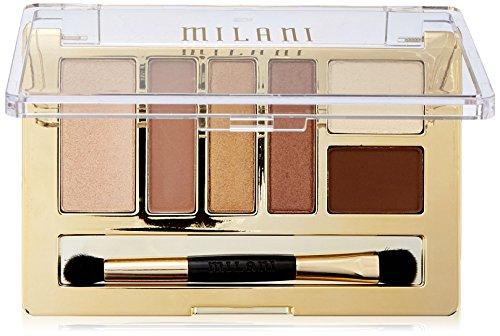 MILANI Everday Eyes Powder Eyeshadow Collection - Bare Necessities