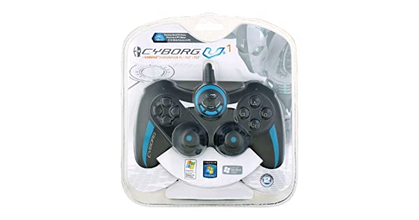 CYBORG PS1000 DUAL ANALOGUE GAMEPAD DRIVERS DOWNLOAD