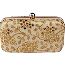 Tooba Women's Grapes Work Box Clutch