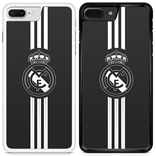 Real Madrid Kundenspezifischer gedruckter Telefon-Kasten für Samsung Galaxy S8 plus RM01