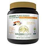 Best Protein Sources - Golden Source Proteins Organic Plant-based Protein Powder Review