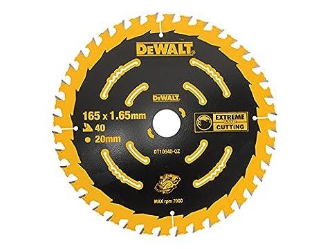DeWalt DT10640-QZ Extreme Framing Blade (Cordless)