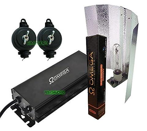 Omega 600W Watt Digital Dimmable Super Lumens Ballast Grow Light