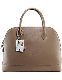 GUESS DELUXE DAMEN Echt Leder Shopper Tasche EUR 44,90