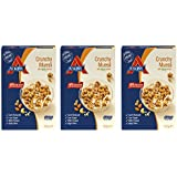 Atkins Day Break Crunchy Muesli Cereal 325 g (Pack of 3)