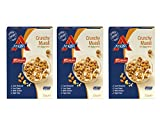 Best Protein Cereals - Atkins Crunchy, Low Carb, High Fibre Muesli Cereal Review