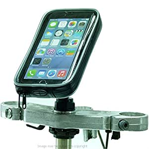 Joug 40 Fixation Moto Écrou Rotule étui étanche pour iPhone 6 Plus 5.5