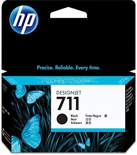 HP 711 Cian Original Cartucho de tinta