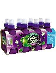 Robinsons Fruit Shoot Apple and Blackcurrant Kids Juice Drink, 8 x 200 ml