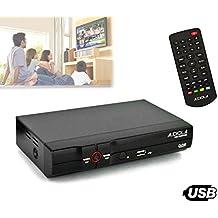 DEC 648N/USB TDT para anchos de banda VHF y UHF doble EUROCONECTOR Audiola