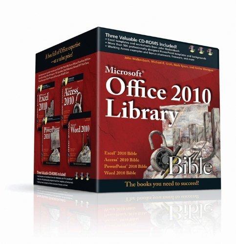 Girisha Haid: Office 2010 Library: Excel 2010 Bible, Access