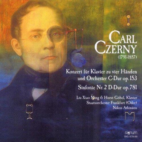 Klavierkonzert Op. 153 / Sinfonie 2 - Sinfonie Czerny