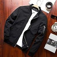 men's for Jackets (L, BLACK)