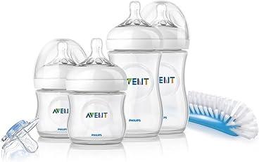Philips Avent SCD290/01 Anti-Kolik Naturnah Flaschenset für Neugeborene
