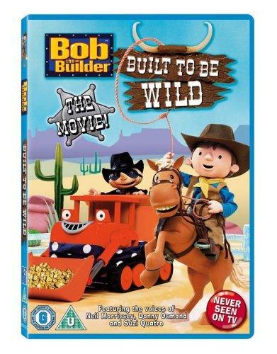 Preisvergleich Produktbild Bob the Builder - the Movie: Built to Be Wild [UK Import]