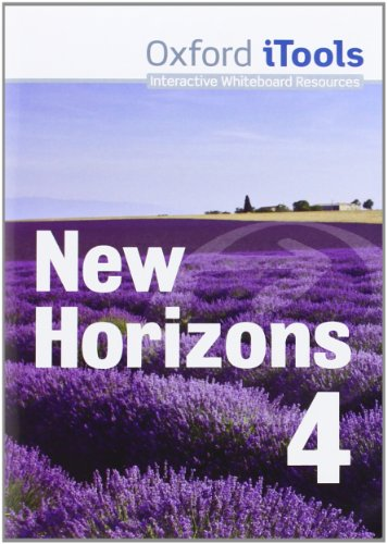 New Horizons 4. iTools CD-ROM