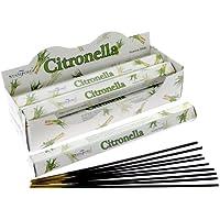 Stamford 37120 Citronella Weihrauch, 20 Stöcke x 6 Packungen preisvergleich bei billige-tabletten.eu