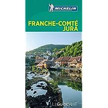 Guide Vert Franche-Comté , Jura Michelin