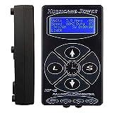 Tattoo Power Professional Black Hurricane Set Smart Digital Dual LCD Régulateur Rotatif Outils De Beauté Tattoo