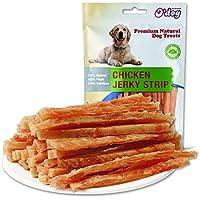 O'Dog Chicken Jerky Strips Treats for Dog 100g