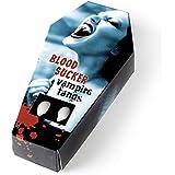 Vampirzähne 'Blood Sucker' wiederverwendbar mit Abformmasse (Thermoplastik) - perfekter Halt durch individuelle Anpassung