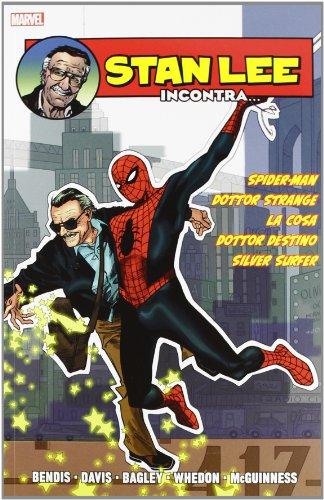 Stan Lee incontra. Spider-man, Dottor Strange, La cosa, Dottor Destino, Silver Surfer