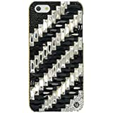 Uunique Millionär Edition Carbon Fiber Hard Shell Case für iPhone 5/5S