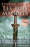 Les rois maudits - L'intégrale (de tome 1 à 7)