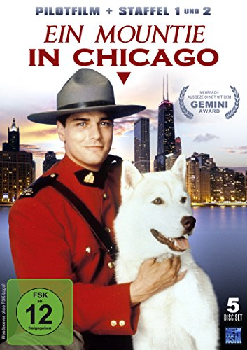 Ein Mountie in Chicago - Staffel 1&2 inkl. Pilotfilm [5 DVDs]