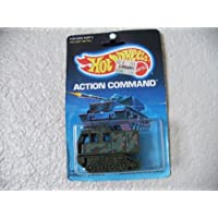 Hot Wheels Assault Crawler 1987 Action Command Olive Camouflage - Compare prices on radiocontrollers.eu